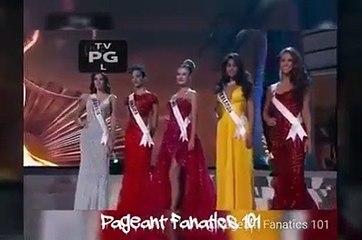Miss Universe 2014 Top 5 Q&A