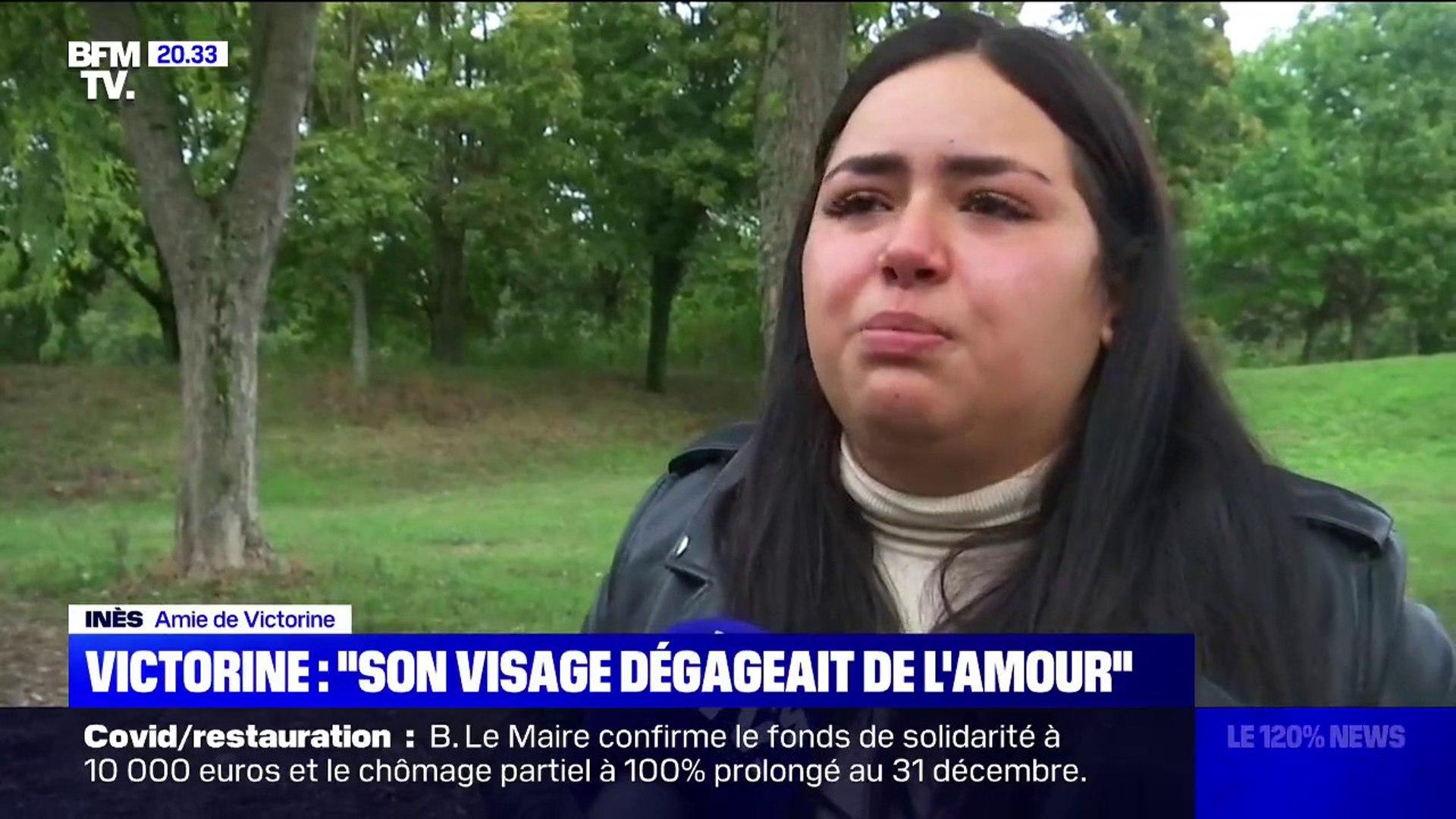 Son Visage Degageait De L Amour Ines Une Amie De Victorine Temoigne Video Dailymotion