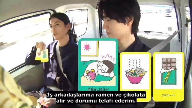 「TAKERU NO PLAN DRIVE」#2 Türkçe Altyazılı