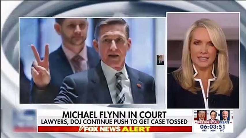 #NEWS  Michael Flynn returns to court as lawyers, DOJ push to get case tossed