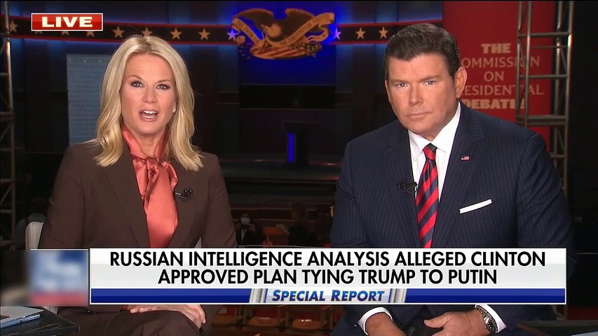 #NEWS  Obama allegedly briefed on claims Clinton approved plan tying Trump to Putin- Rpt