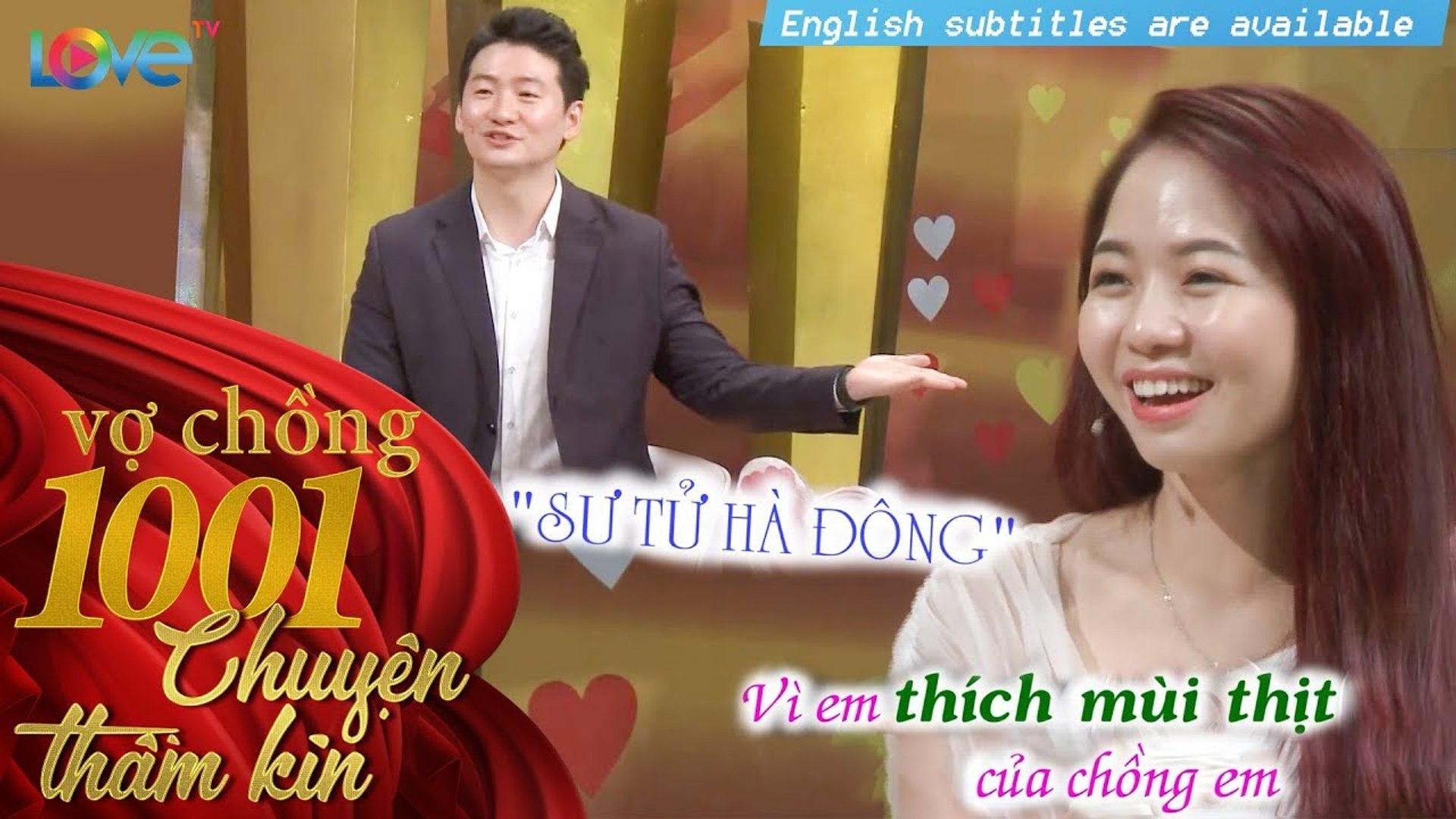 BẤT NGỜ thành MÓN ĂN của SOÁI CA HÀN, hotgirl Hà Nội bỗng hóa SƯ TỬ HÀ ĐÔNG sau khi làm vợ  |VCS