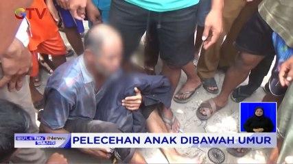 Lakukan Percobaan Pelecehan Seksual, Pria Tua ini Dikepung Warga di Asahan, Medan
