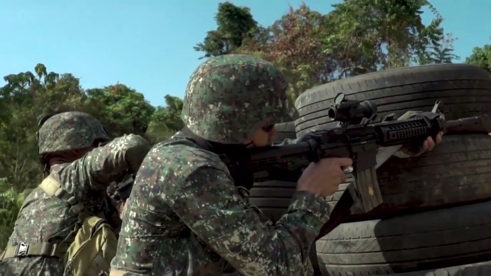 U.S. & Philippine • Recon Marines • Long Range Weapons Training • Cavite, Philippines