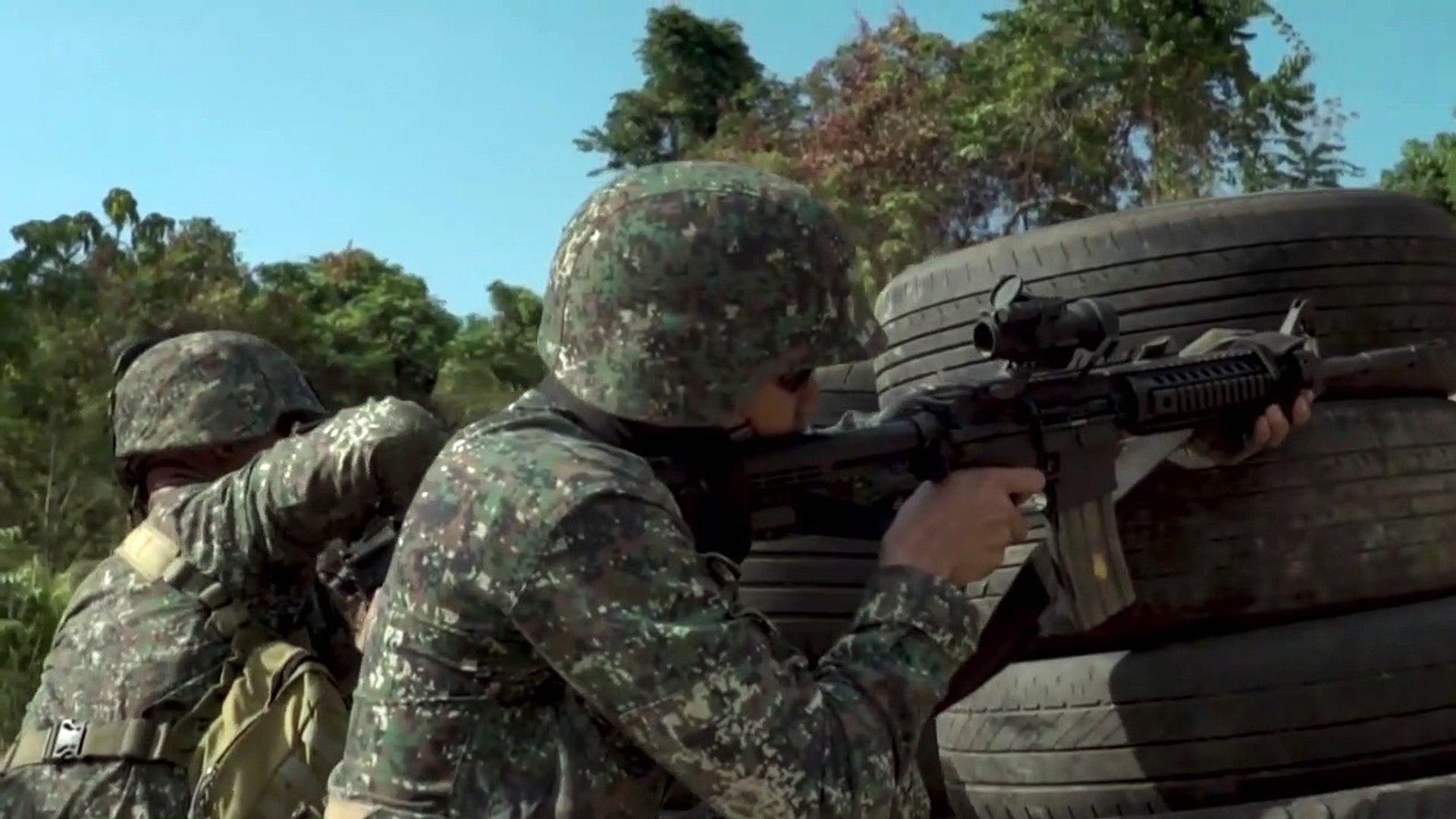 U.S. & Philippine • Recon Marines • Long Range Weapons Training • Cavite, Philippines