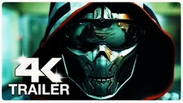 BLACK WIDOW : 8 Minute Trailers (4K ULTRA HD) NEW 2021