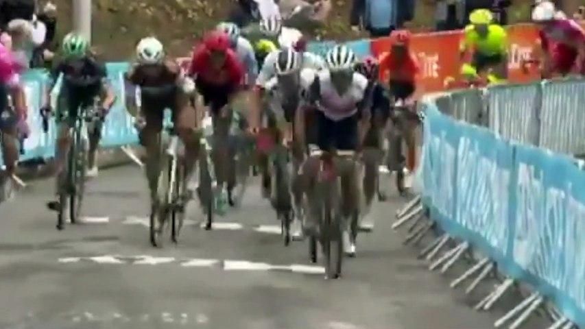 Cycling - Flèche Wallonne 2020 - Marc Hirschi wins La Flèche Wallonne