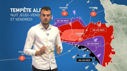 Illustration de l'actualité La météo de votre jeudi 1er octobre
