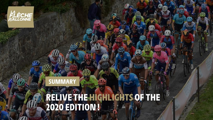 La Flèche Wallonne 2020 - Highlights