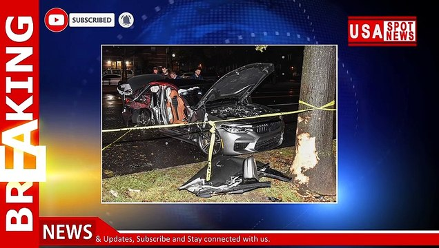 24-year-old man dies after crashing BMW into tree in Brooklyn