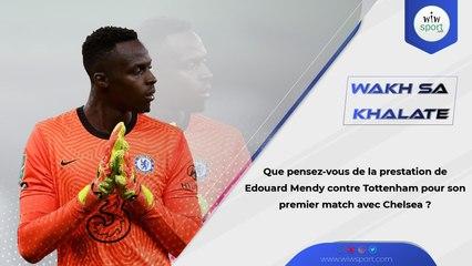 Que pensez-vous de la prestation de Edouard Mendy contre Tottenham pour son premier match avec Chelsea ?
