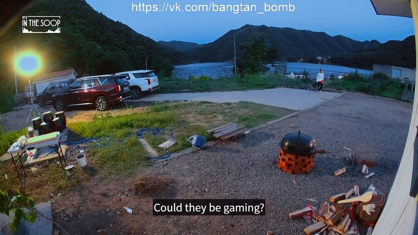 [ENG] BTS In the SOOP Ep.7 (Part 1/2) - BTS Cooking Challenge