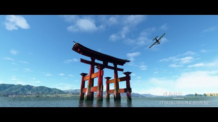 Microsoft Flight Simulator (2020)   Japan - World Update Trailer