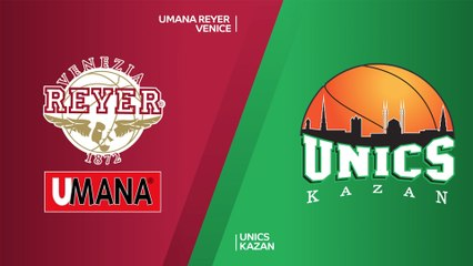 7Days EuroCup Highlights Regular Season, Round 1: Reyer 85-78 UNICS
