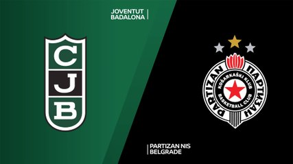 7Days EuroCup Highlights Regular Season, Round 1: Joventut 85-82 Partizan