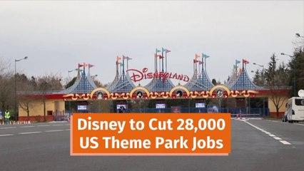Disney's Massive Job Cut