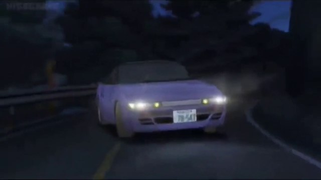 Initial D S13 And 180SX-S13 Sil-Eighty Tribute