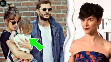 Adultery? Jamie Dornan divorced his wife Amelia Warner, after Dakota pregnant with a son for him