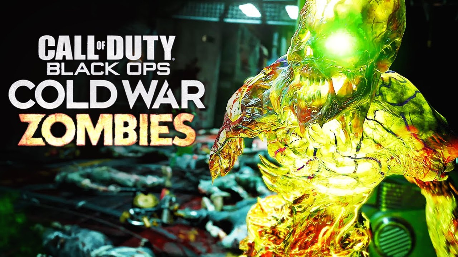 Call Of Duty Black Ops Cold War Official Ps5 Zombies Gameplay Trailer Video Dailymotion