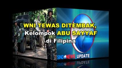 WNI Tewas Ditembak Kelompok Abu Sayyaf di Filipina
