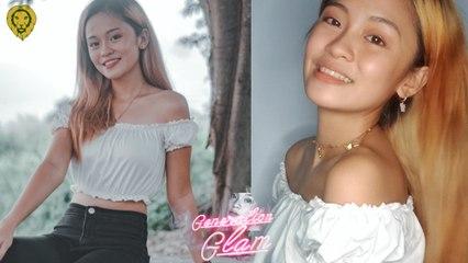 Generation Glam: Natural Model make-up look