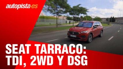 Seat Tarraco 2021: nueva versión diésel