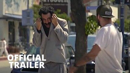 BORAT 2 Teaser Trailer (NEW 2020) Sacha Baron Cohen, Comedy Movie HD