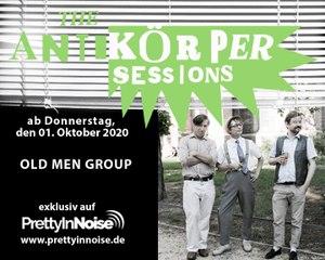 OLD MEN GROUP – Beautiful Fucking Rock (The Antikörper Sessions)