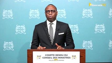 Bénin : compte-rendu du conseil des ministres du mercredi 30 septembre 2020