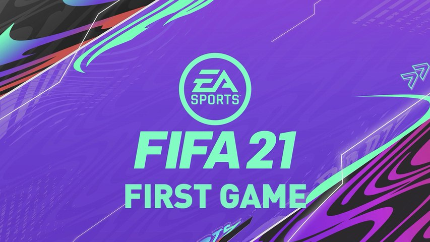 FIFA 21 EARLY ACCESS: FIRST GAME GAMEPLAY