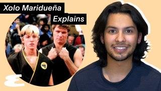 Xolo Mariduena   Explain This