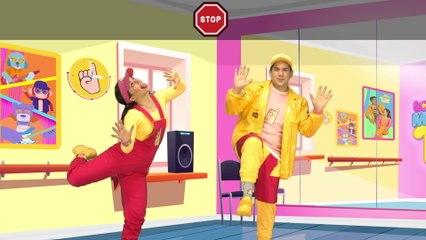 Los Meñiques De La Casa - Zumbikids - Clase De Baile Para Niños