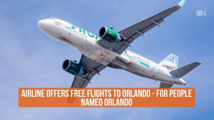 People Named Orlando Can Grab This Deal