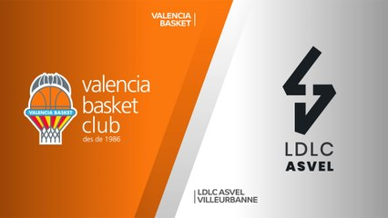 EuroLeague 2020-21 Highlights Regular Season Round 1 video: Valencia 65-63 ASVEL