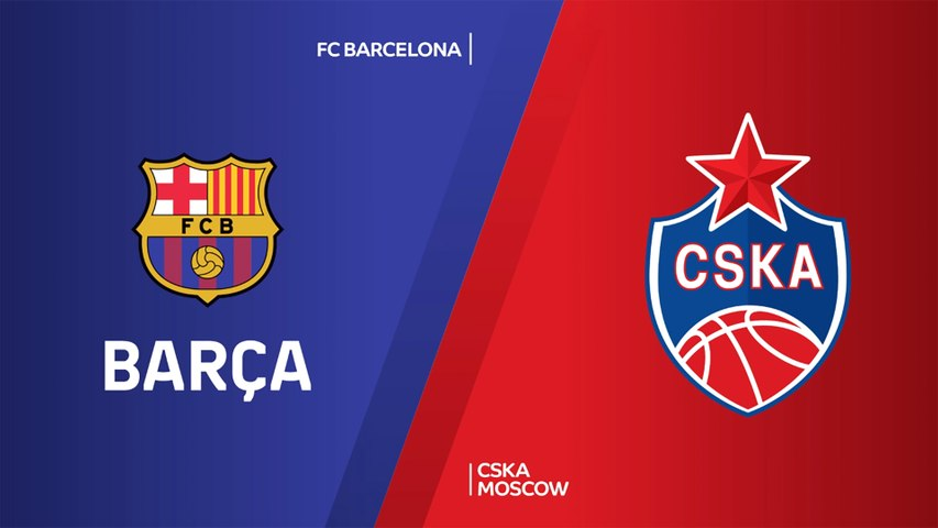 FC Barcelona - CSKA Moscow Highlights | Turkish Airlines EuroLeague, RS Round 1