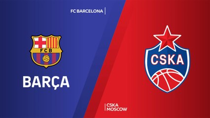 EuroLeague 2020-21 Highlights Regular Season Round 1 video: Barcelona 76-66 CSKA