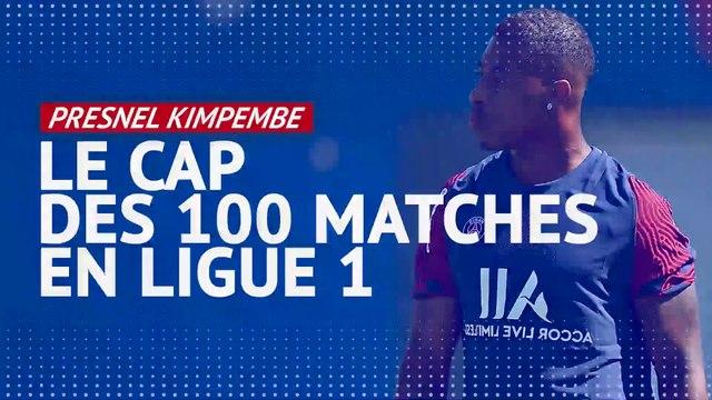 PSG - Kimpembe, le cap des 100 matches