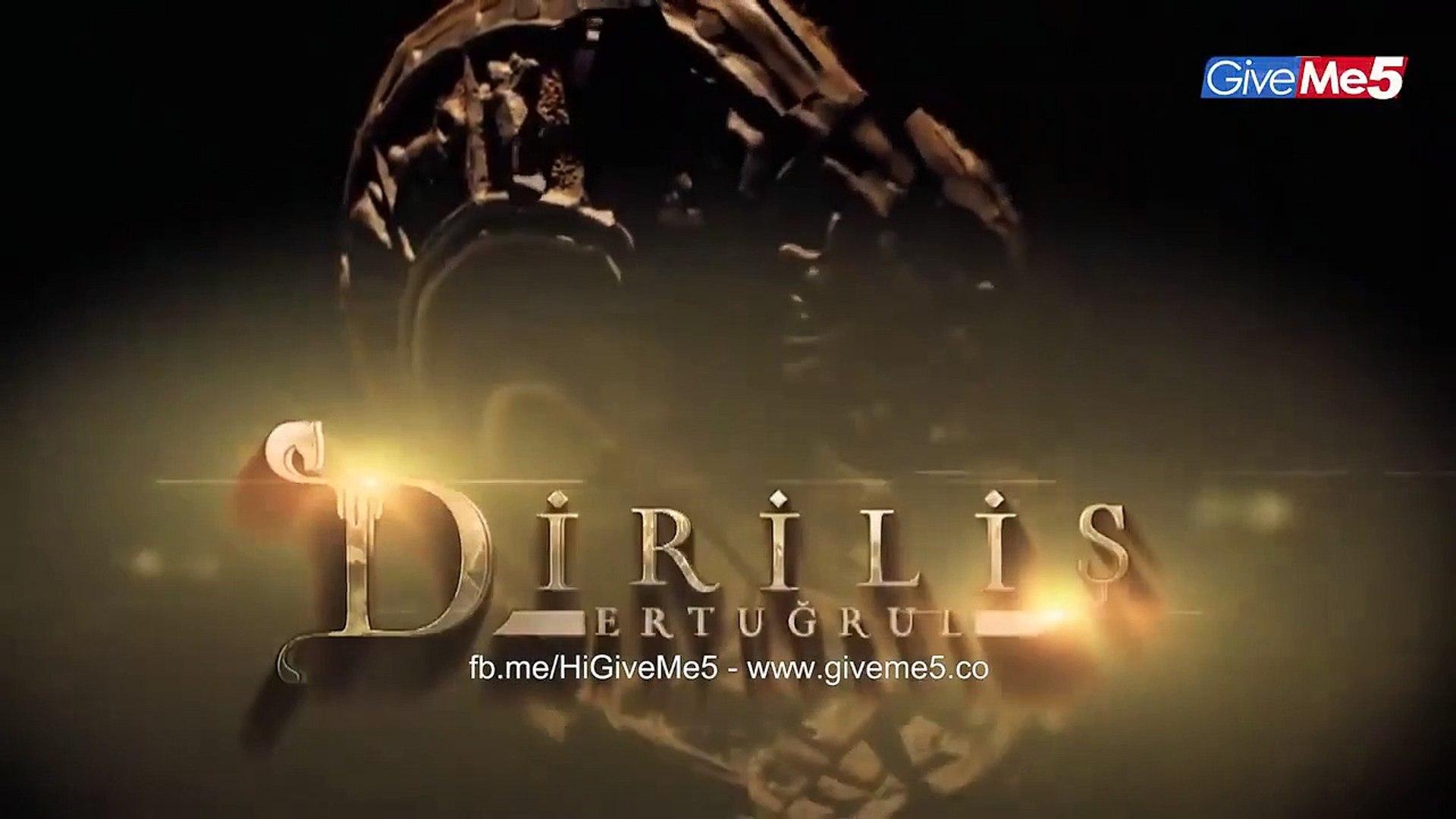 Dirilis Ertugrul Ghazi Season 5 in Urdu Subtitle Episode 19 & 20