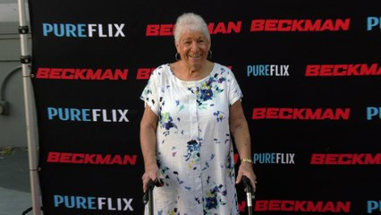 """Bryna Weiss """"Beckman"""" Los Angeles Premiere Red Carpet"""