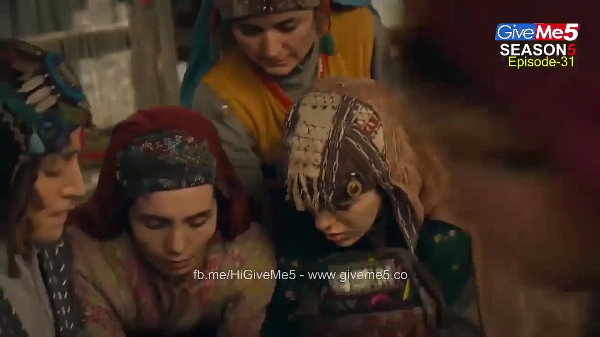 Dirilis Ertugrul Ghazi Season 5 in Urdu Subtitle Episode 31 & 32