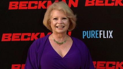 """Kathy Garver """"Beckman"""" Los Angeles Premiere Red Carpet"""