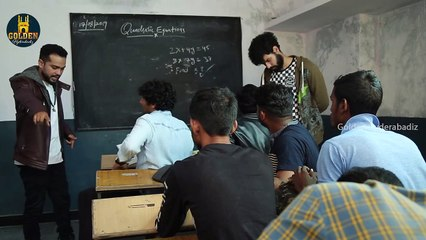 Backbenchers | First Benchers Vs Backbenchers - College Life | Latest Hyderabadi Comedy Video