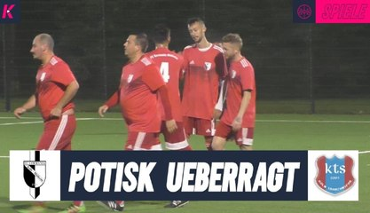 Hitziges Pokalduell zweier C-Ligisten | FC Germania Mülheim – Trabzonspor Köln (Achtelfinale, Kreispokal Köln