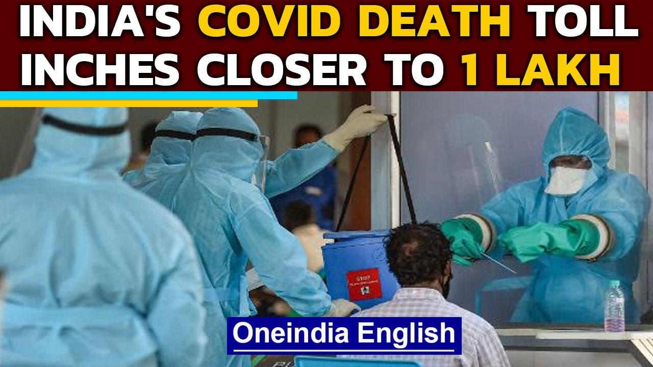 Covid-19: India records 81,484 Covid cases in 24 hours, death toll at 99,773 Oneindia News