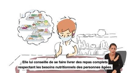 Prévenir la dénutrition (Ensemble pour l'autonomie, septembre 2020)