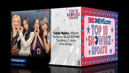 Rekor! Album Terbaru BLACKPINK Tembus 1 Juta Pre-Order