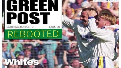 Green Post Video Bill 3rd October