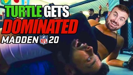 Madden Rematch Vs. Jerry Ferrara Went Exactly How Turtle Would've Expected