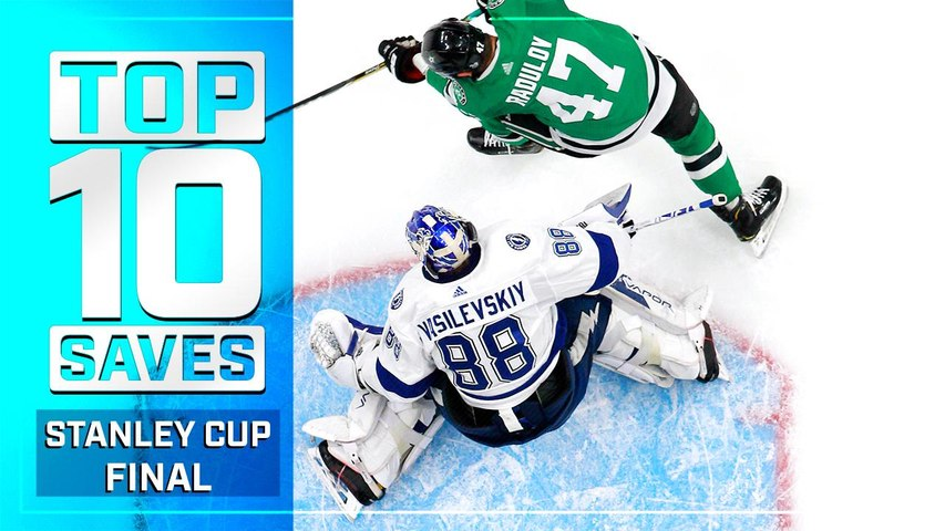 Top 10 Saves from the Stanley Cup Final