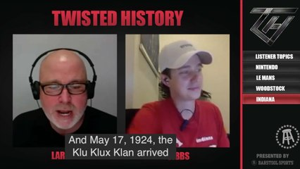 Did I Tell You About The Time Notre Dame Fought The KKK?